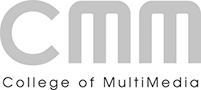 CMM - Collega of MultiMedia logo