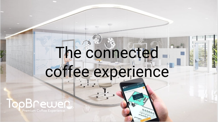 The Connected Coffee Expierence