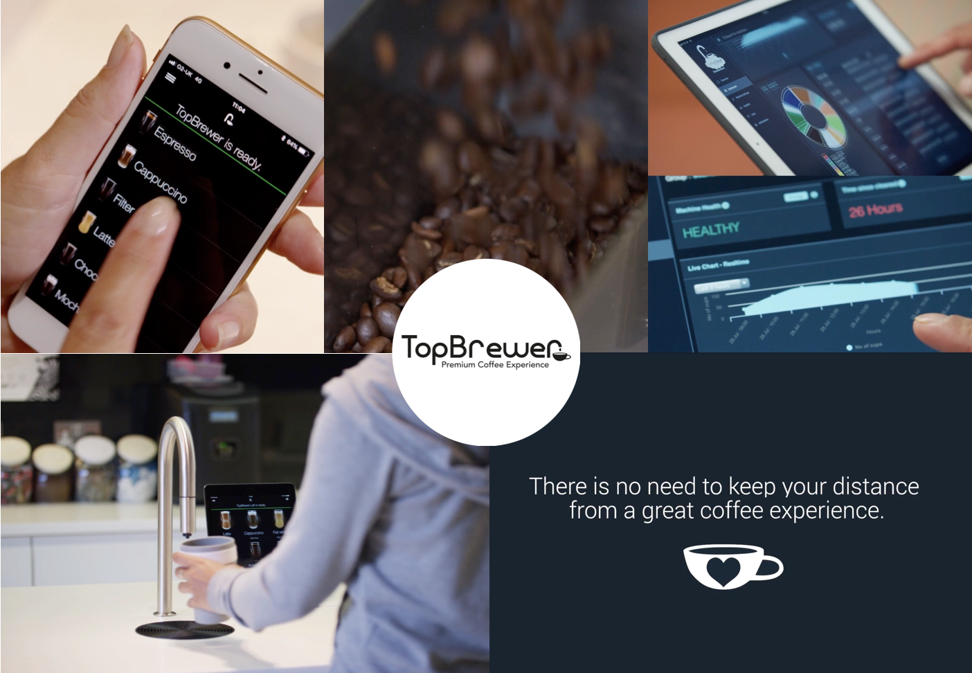 TopBrewer | Easy Cleaning